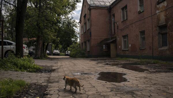 Реновация жилья в Москве. Архивное фото