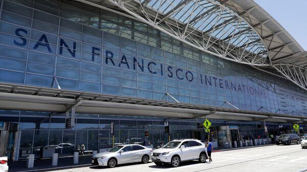Терминал международного аэропорта Сан-Франциско