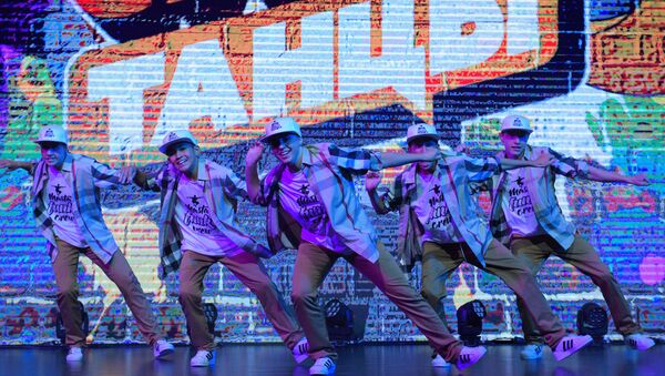 Презентация проекта Ты супер! Танцы