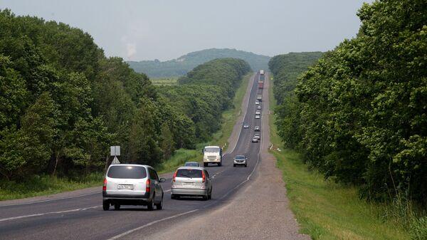 Автомобилистам напомнили спасительные правила езды по трассе