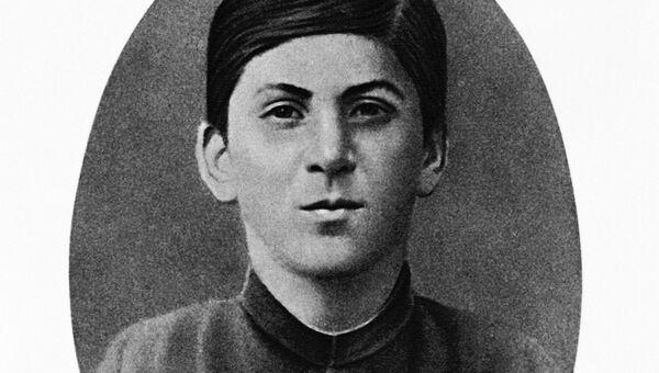 Иосиф Джугашвили в духовной семинарии. 1894 год