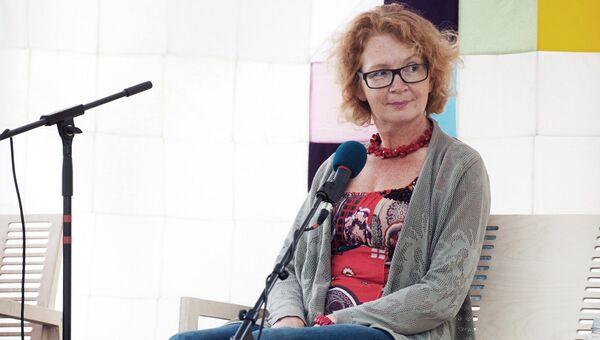 Депутат Европарламента от Эстонии Яна Тоом. Архивное фото