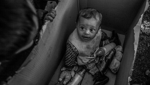Европейская мечта. Работа фотографа Анны Пантелия из Греции