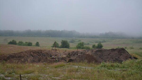 Раскопки на Сендимиркинском могильнике в Чувашии