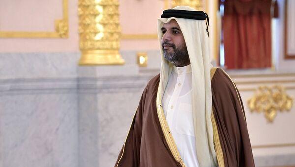 Чрезвычайный и полномочный посол Государства Катар Фахад Мохамед Аль-Аттыйя. Архивное фото