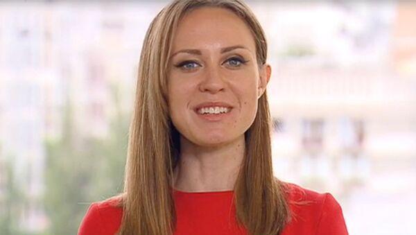 Журналист Мария Саушкина
