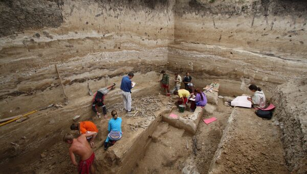 Археологическая экспедиция