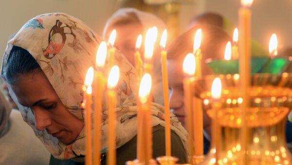 Праздник Духов день в Суконной слободе