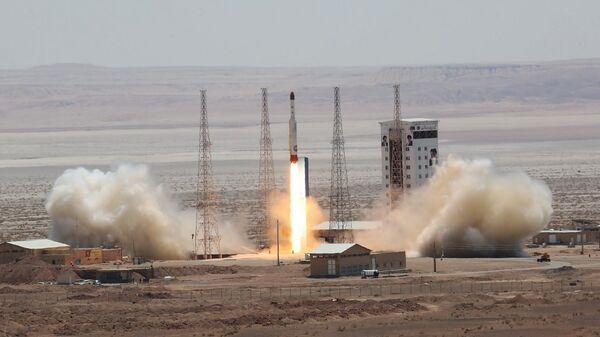 Иранская ракета-носитель Симорг