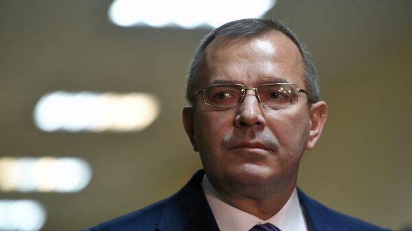 Бывший секретарь Совета национальной безопасности и обороны (СНБО) Украины Андрей Клюев