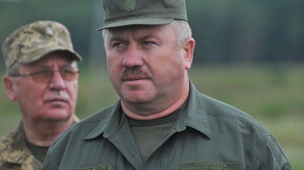 Бывший командующий Национальной гвардией Украины генерал-лейтенант Юрий Аллеров