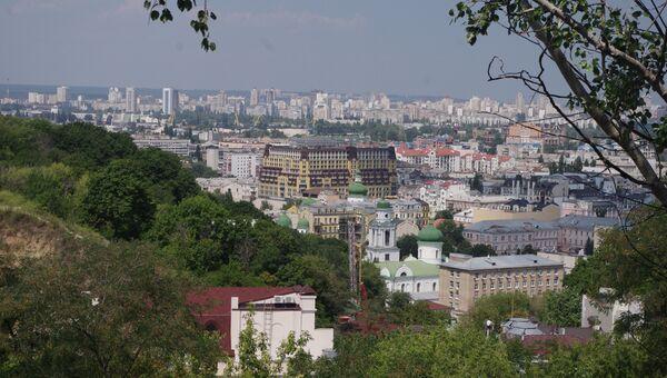 Киев, Украина. Архивное фото