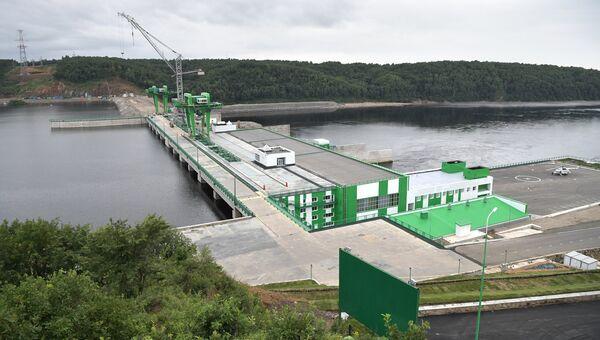Нижне-Бурейская ГЭС. Архивное фото