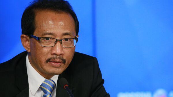 Чрезвычайный и Полномочный Посол Республики Индонезия в России Вахид Суприяди