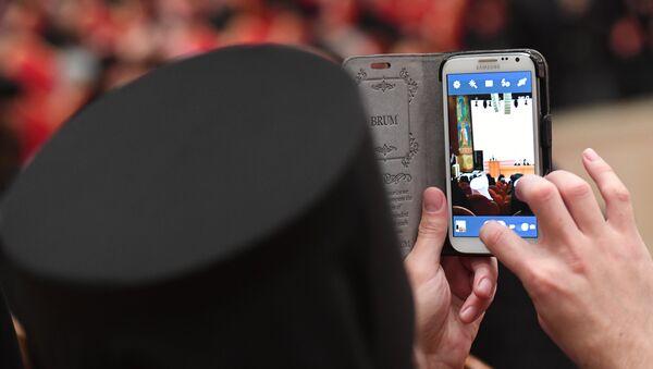 Празднование 70-летия патриарха Московского и всея Руси Кирилла