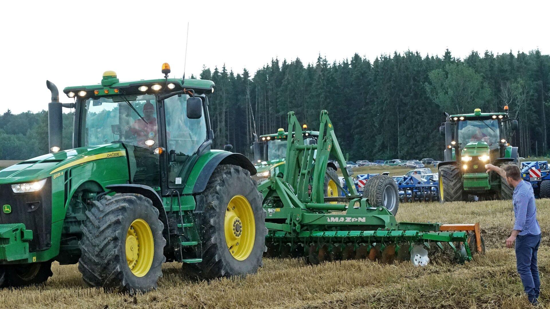 Дегтярев анонсировал создание агрохаба в Хабаровском крае