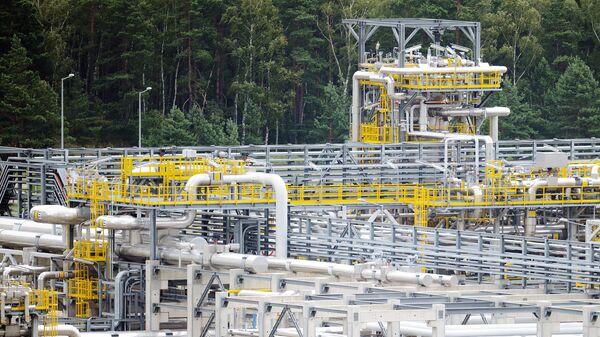 Газовый терминал в Польше. Архивное фото