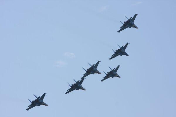 Минобороны Белоруссии подтвердило гибель Су-27 и экипажа на авиашоу