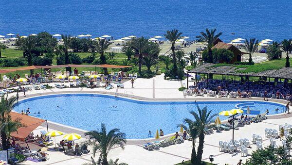 Курорт Белек в Турции. Архивное фото