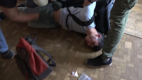 Задержание четырех подозреваемых в подготовке взрывов в Москве