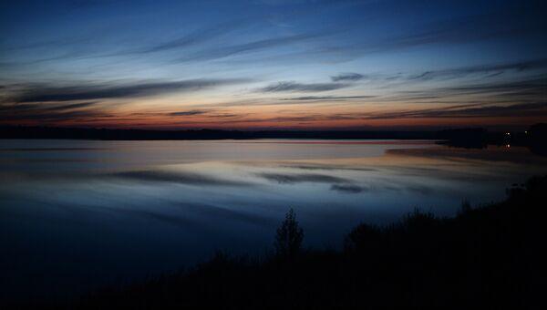 Озеро. Архивное фото