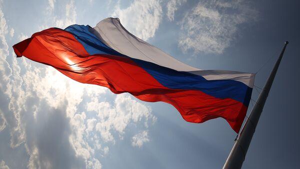 Празднование Дня Государственного флага РФ в Краснодаре