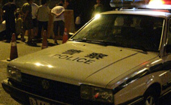 Полиция Китая. Архив