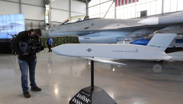 Крылатая ракета производства американской компании Lockheed Martin