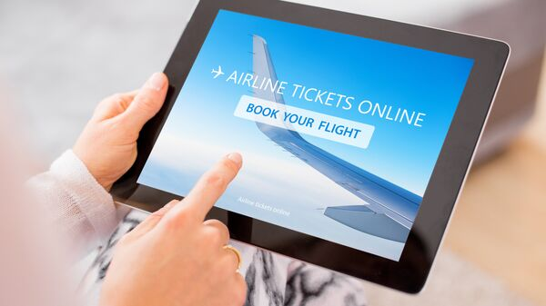 Онлайн покупка авиабилетов