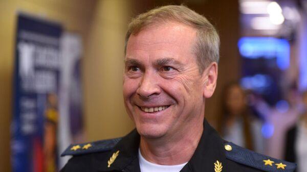 Комендант Московского Кремля Сергей Хлебников