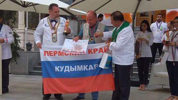 Фестиваль варенья в Баку