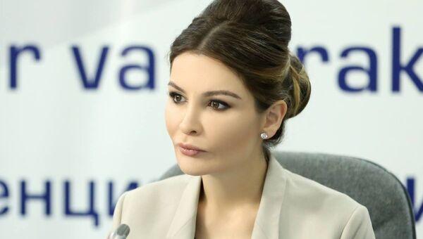 Лола Каримова-Тилляева. Архивное фото