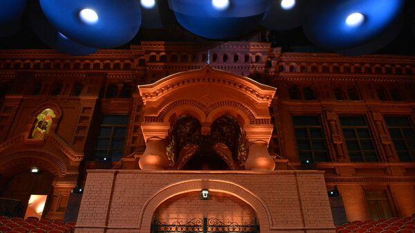 Концертный зал музыкального театра Геликон-опера. Архивное фото