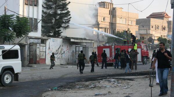 Сектор Газа. Архив