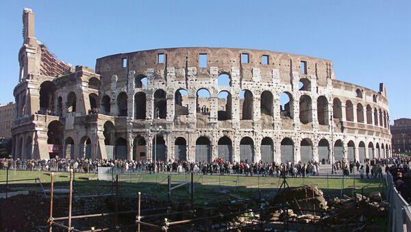 Рим. Колизей. Архивное фото