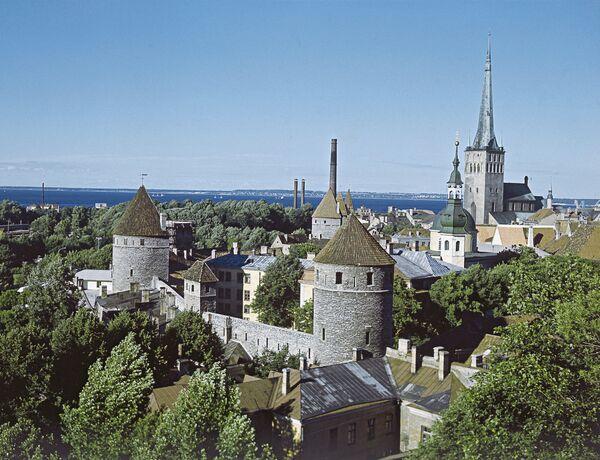 Таллин. Архив