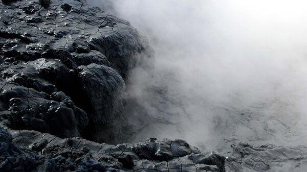 Высокогорное плато Диенг на Центральной Яве