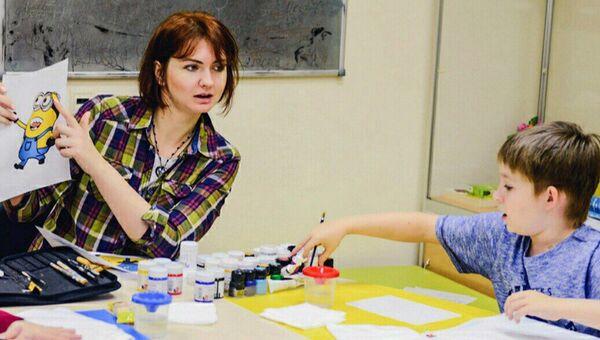 Олеся Львова (волонтер)