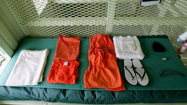 Одежда заключенных в тюрьме Гуантанамо, Куба