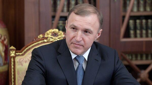 Премьер-министр республики Адыгея Мурат Кумпилов