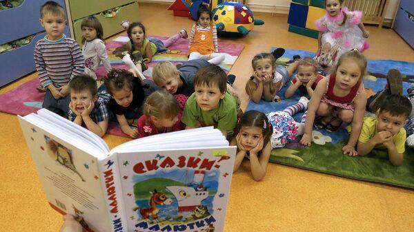 Творческий подход к обучению зачастую является инициативой самих воспитателей
