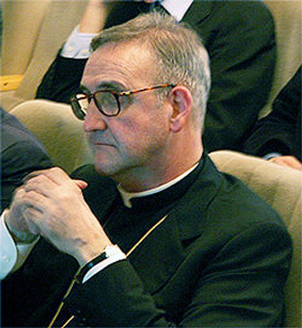 Архиепископ Антонио Меннини