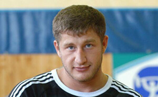 Хаджимурад Аккаев, тяжелая атлетика