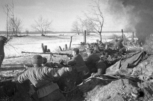 Бои на подступах к Сталинграду. 1942 год