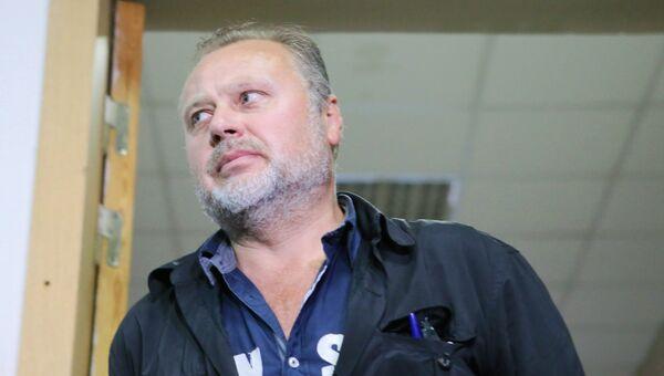Заместитель директора ФСИН России Олег Коршунов. Архивное фото