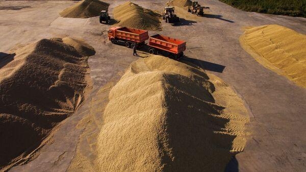 Зерновой ток
