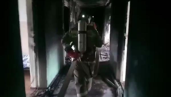 Пожар в доме для престарелых в ивановской области дом интернат для престарелых уссурийск