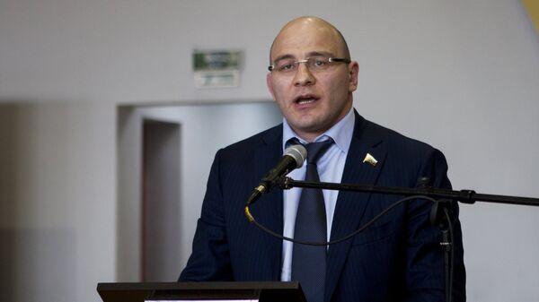 Депутат Государственной думы РФ Артур Таймазов