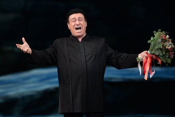 Оперный певец Зураб Соткилава