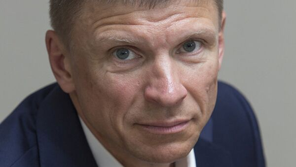 Заместитель генерального директора – руководитель направления информационных исследований Фонда перспективных исследований Сергей Гарбук